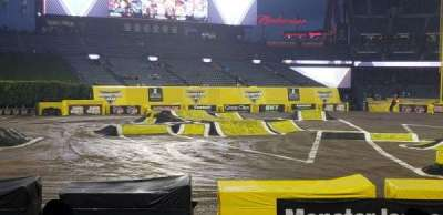Angel Stadium section F107