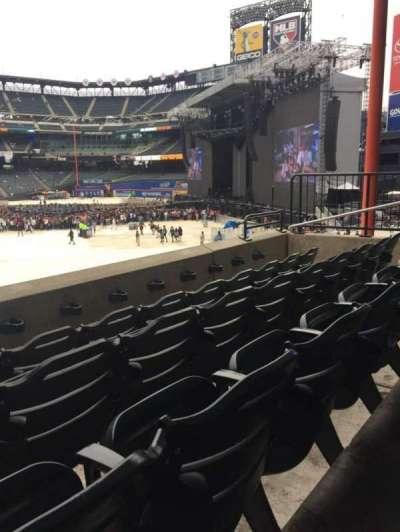 Citi Field, section: 131, row: 6, seat: 4