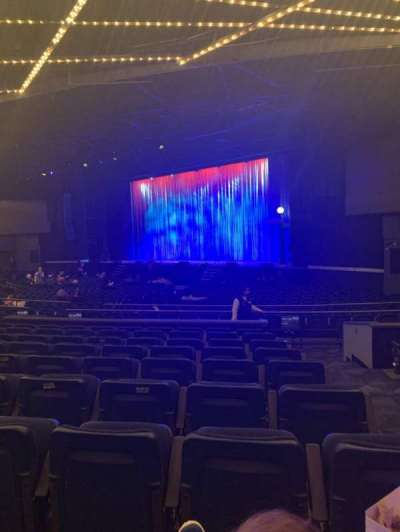 Hulu Theater at Madison Square Garden, section: 202, row: H, seat: 14