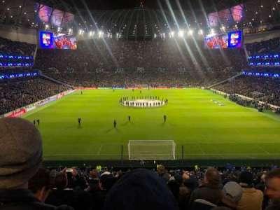 Tottenham Hotspur Stadium section 420