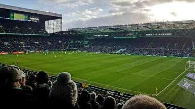 Celtic Park, section: 101, row: DD, seat: 3