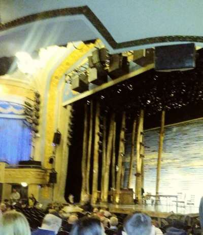 Gerald Schoenfeld Theatre section Orchestra R