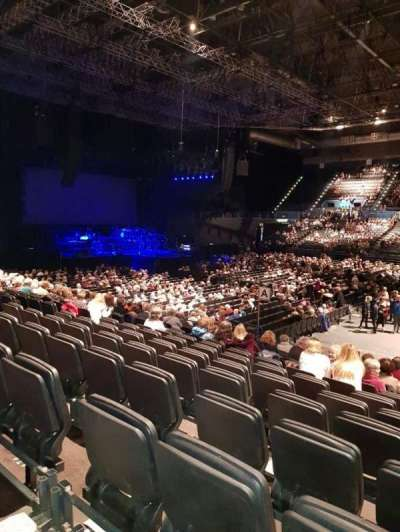 Arena Birmingham, section: 11 Lower, row: S, seat: 470