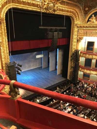 Emerson Colonial Theatre section Balcony L