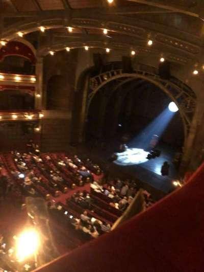 Lyric Theatre section Balcony R