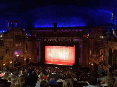 Saenger Theatre (New Orleans), section: Balcony R, row: K, seat: 22