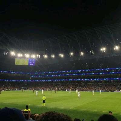 Tottenham Hotspur Stadium section 102