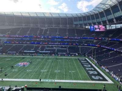Tottenham Hotspur Stadium section 12