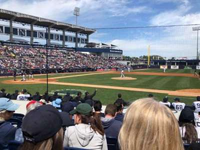 George M. Steinbrenner Field, section: 106