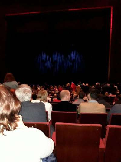 Bord Gais Energy Theatre, section: Stalls, row: V, seat: 34