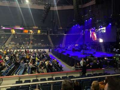 Times Union Center, section: 118, row: D, seat: 13