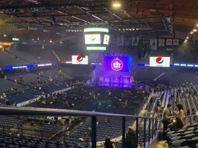 Allstate Arena, section: 213, row: K, seat: 63