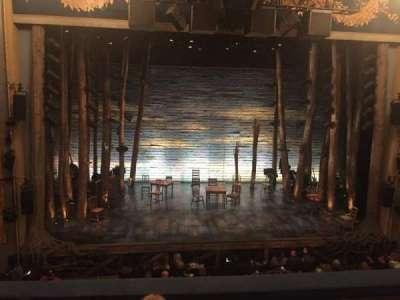 Gerald Schoenfeld Theatre, section: Mezzanine c, row: C, seat: 103