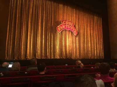 Metropolitan Opera House - Lincoln Center, section: Orch L, row: E, seat: 13