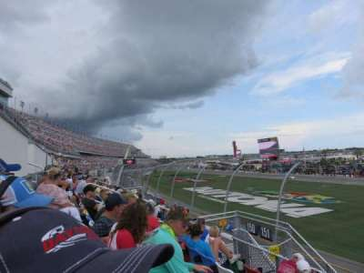 Daytona International Speedway, section: 151
