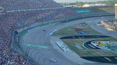 Kentucky Speedway, section: Kentucky Tower