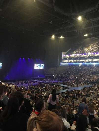 The O2 Arena section 103