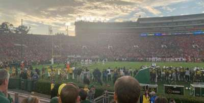Rose Bowl section 3-H