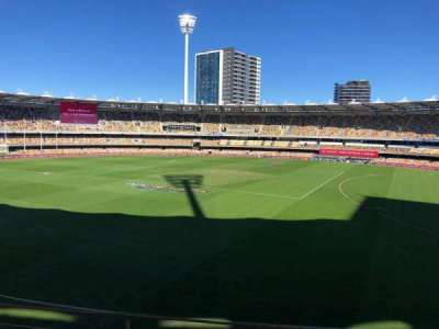 The Gabba section 43