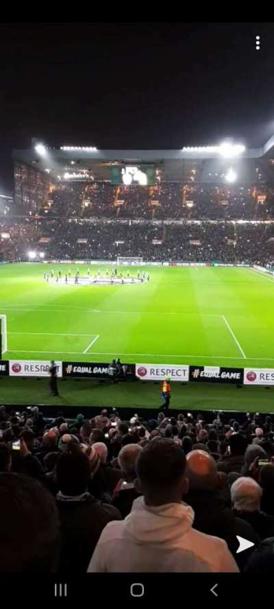 Celtic Park section 113