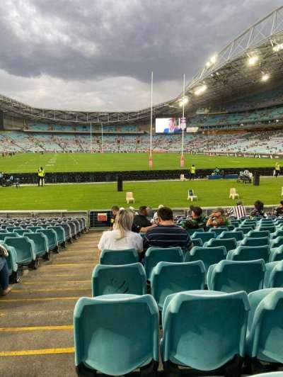 ANZ Stadium section 140