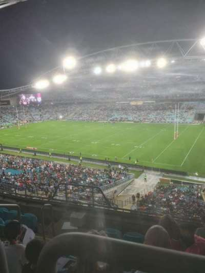 ANZ Stadium, section: 410, row: 6, seat: 63
