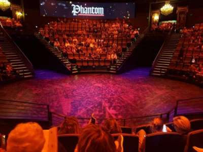 Jewel Box Stage at the Hale Centre Theatre