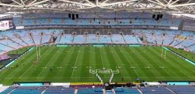 ANZ Stadium, section: 626-1, row: 25, seat: 16