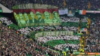 Celtic Park, section: 442, row: j, seat: 5