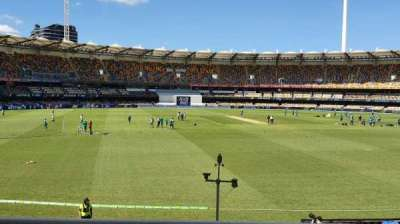 The Gabba section 205