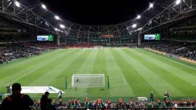 Aviva Stadium section 316