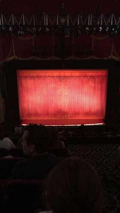 Citizens Bank Opera House, section: Mezzanine LC, row: E, seat: 101