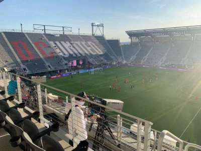 Audi Field section 106