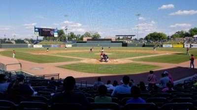 Segra Park, section: 106, row: N, seat: 8