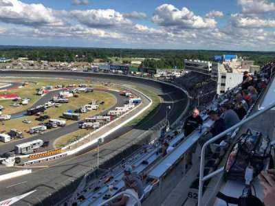 Charlotte Motor Speedway section FORD F