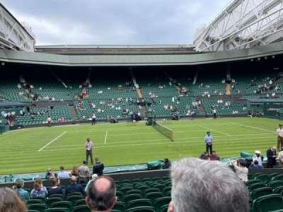 Wimbledon, Centre Court section 113