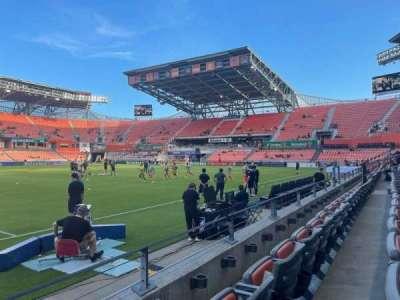 BBVA Stadium section 106