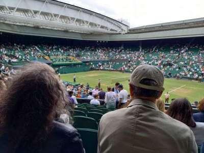 Wimbledon, Centre Court section 209