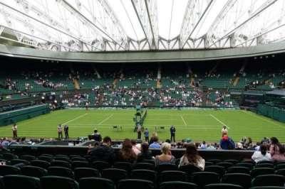 Wimbledon, Centre Court section 203