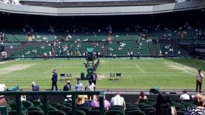 Wimbledon, Centre Court section 104