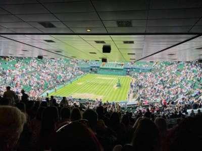 Wimbledon, Centre Court section 510