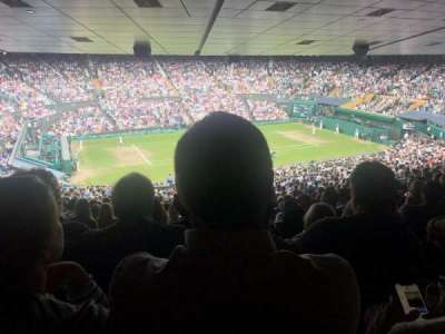 Wimbledon, Centre Court section 505