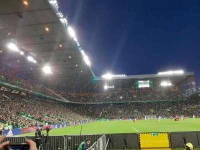 Celtic Park section 141