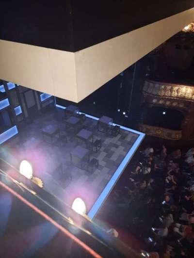 Apollo Theatre section Box C1