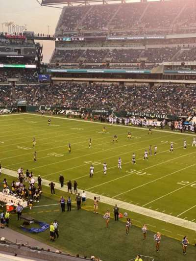 Lincoln Financial Field section C26