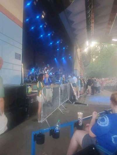Riverbend Music Center, section: 100, row: B, seat: 117