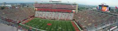 Memorial Stadium (Lincoln), section: 605, row: 7, seat: 4
