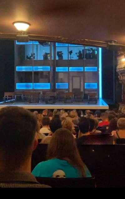 Apollo Theatre section Stalls