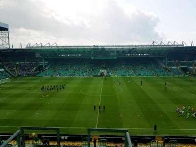Celtic Park section 405