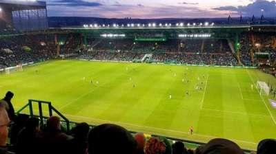 Celtic Park section 403